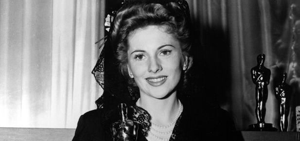 Let my Oscar do talking...Best Actress for Hitchcock's Suspicion In 1942.  Only 24, at the time she was the youngest actress ever to win.